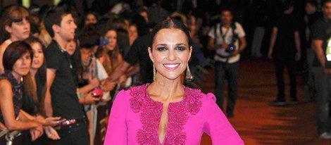 La actriz Paula Echevarría es Leo