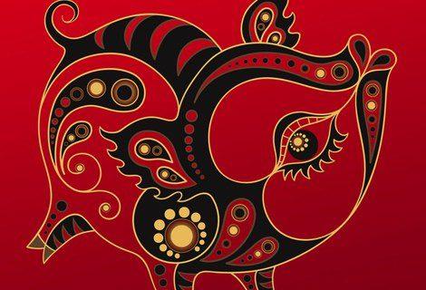 Representación del cerdo en el Horóscopo Chino