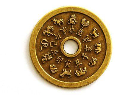 Representación de los 12 signos del Horóscopo Chino