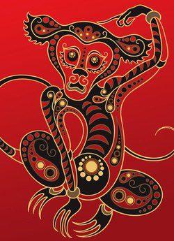 Horóscopo chino: Mono