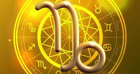 Representación del signo del zodiaco capricornio