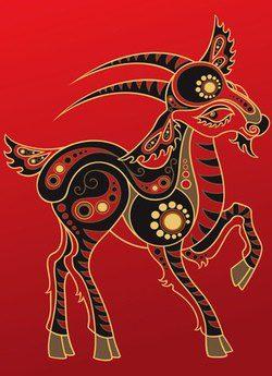 Horóscopo chino: cabra