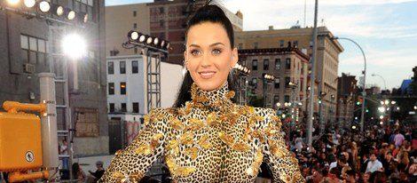 La cantante Katy Perry es Escopio