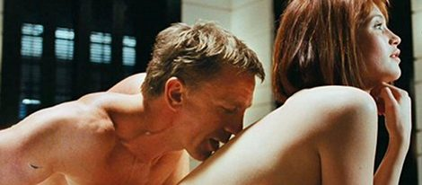 Daniel Craig, número 2, ardiente en su vida sexual