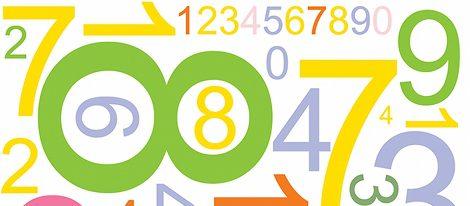 Los números en Numerología se pueden analizar por su paridad