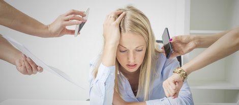 La tensión de pareja te puede generar momentos difíciles en el trabajo