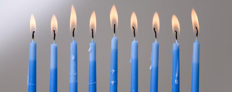 Las velas azules te ayudarán a encontrar la paz y la tranquilidad