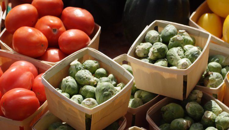 Una buena manera de mantener en perfecto estado tu salud es consumiendo alimentos sanos y naturales