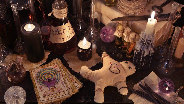 La magia negra siempre puede ocasionar estragos que serán difíciles de reparar