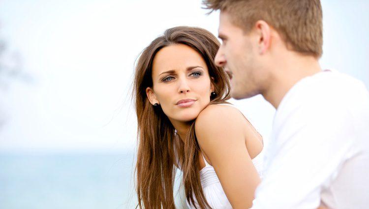 Mide tus palabras con tu pareja, intenta no ofenderla