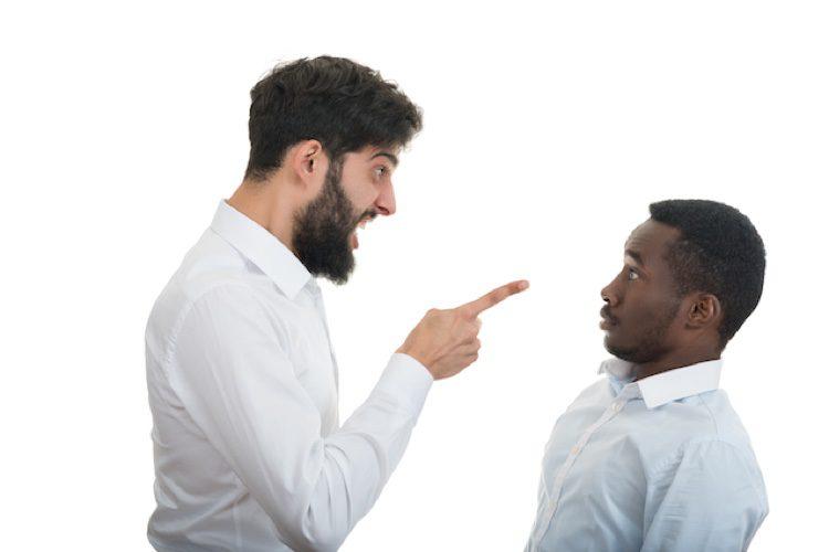 Puede haber discusiones con familiares que no ves a menudo